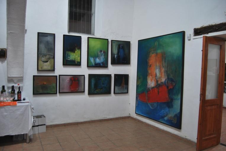 Eκθεσης ζωγραφικής του καλλιτέχνη Γιώργου Ηρακλέους