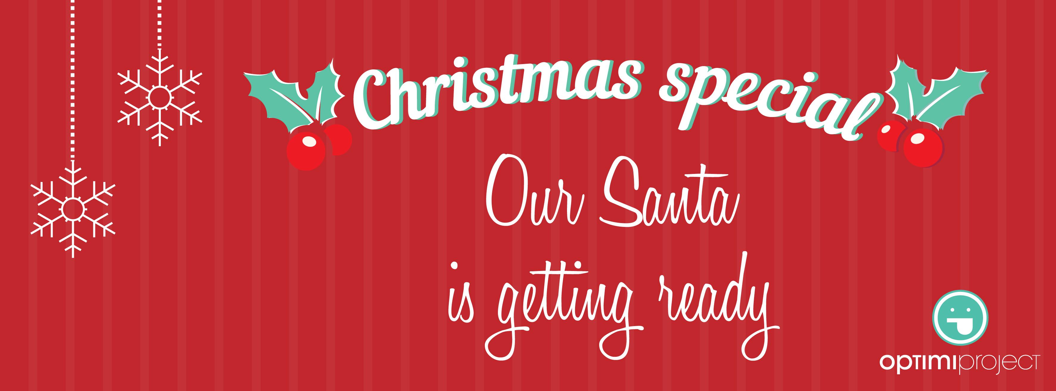 SantaGettingReady