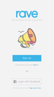 signup-rave-screen