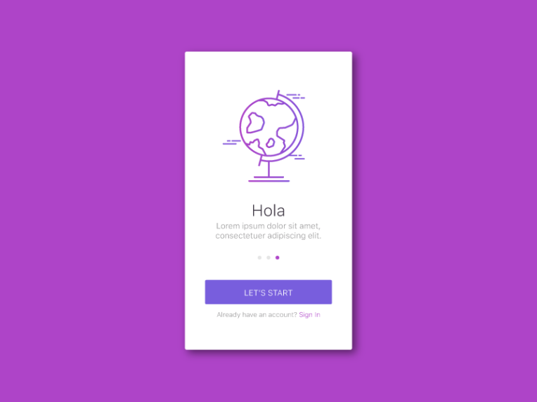 Hola-Dribbble-dm2