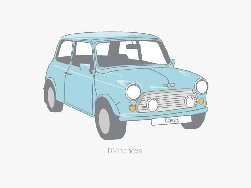 miniCooper-Dribble